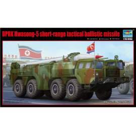 Trumpeter 1:35DPRK Hwasong-5 short-range tactical ballistic missile