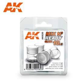 AK-Interactive - Mix ´n ready Glass (10 ml)