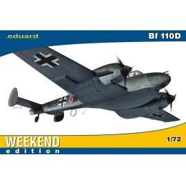 Eduard Weekend 1:72 Bf 110D