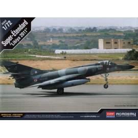 Academy 1:72 Dassault Super Etendard Libya 2011 repülő makett