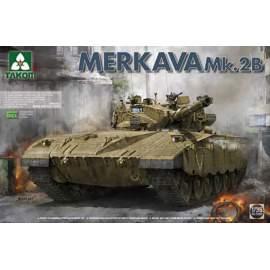 Takom 1:35 Merkava 1 Israeli Main Battle Tank Mk 2B harcjármű makett