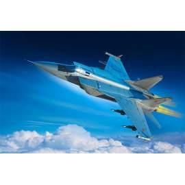 Hobbyboss 1:48 Russian MiG-31M Foxhound repülő makett