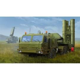 Hobbyboss 1:35 Russian BAZ-64022 with 5P85TE2 TEL S-400