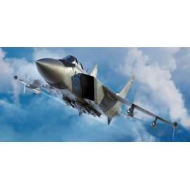 Trumpeter 1:72 Russian MiG-31M Foxhound repülő makett