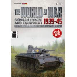 The World at War - German forces and equipment 1939-45.