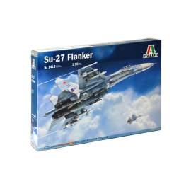 Italeri 1:72 Sukhoi Su-27 Flanker SUPER DECALS SHEET repülő makett