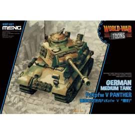 Meng Model German Medium Tank PzKpfw V Panther