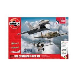 Airfix 1:72 RAF Centenary Gift Set. repülő makett