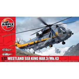 Airfix 1:72 Westland Sea King HAR.3 helikopter makett