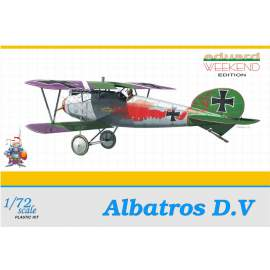 Eduard 1:72 Albatros D.V Weekend edition