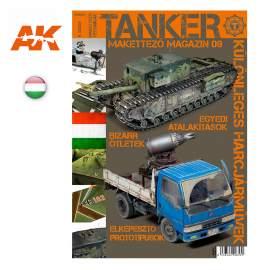 Tanker 09. Különleges harcjárművek