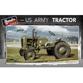 Thunder Model 1:35 US Army tractor Case VAI
