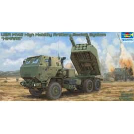 Trumpeter 1:35 M142 Mobility Artillery Rocket System (HIMARS) harcjármű