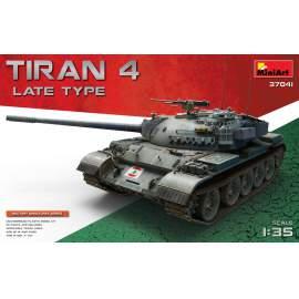 Miniart 1:35 Tiran 4 Late Type harcjármű makett