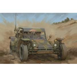 Hobbyboss 1:35 Delta Force FAV (buggy) harcjármű makett