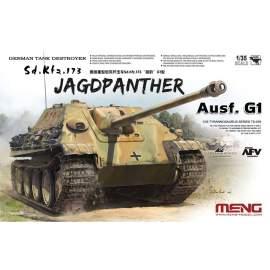 Meng Model 1:35 German Tank Destroyer Sd.KFZ.173 Jagdpanther G1