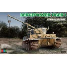Ryefield model 1:35 Bergepanzer Tiger I
