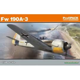 Eduard Profipack 1:48 Fw 190A-3 repülő makett