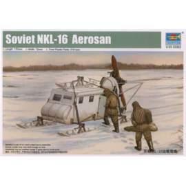 Trumpeter 1:35 Soviet NKL-16 Armoured Aerosan