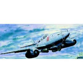 Trumpeter 1:32 Messerchmitt Me 262 B-1a/U1 repülő makett