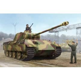 Trumpeter 1:16 German Panther G harcjármű makett
