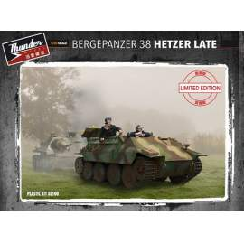 Thunder Model 1:35 Bergepanzer 38 Hetzer Late Limited Edition