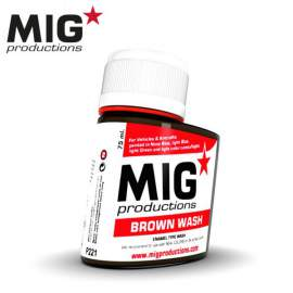Mig Productions Brown Wash