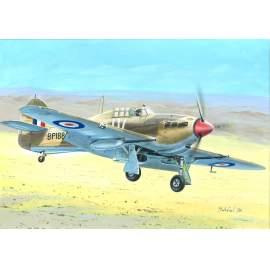 AZ Model 1:72 Hurricane Mk.IID repülő makett