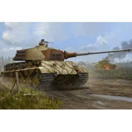 Hobbyboss 1:35 Pz.Kpfw.VI Sd.Kfz.181 Tiger II (Henschel) harcjármű makett