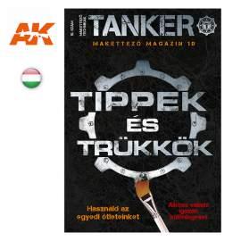 Tanker 10. Tippek és trükkök