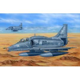 Hobbyboss 1:48 A-4M Skyhawk repülő makett