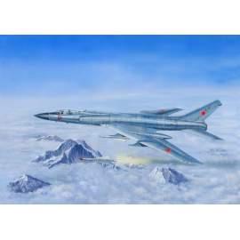 Trumpeter 1:72 Tu-128M Fiddler repülő makett