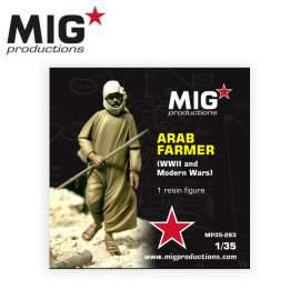 MIG Productions 1:35 Arab farmer