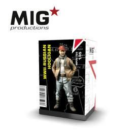 MIG Productions 1:35 Russian hooligan