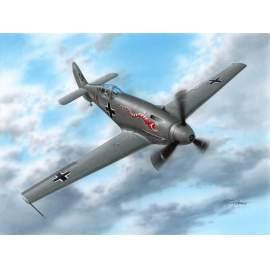 Special Hobby 1:72 Messerschmitt Me-209V-4 In the 1930s repülő makett