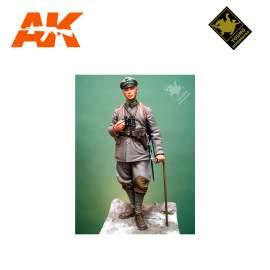 Young miniatures - Oberleutnant, 3rd Light Infantry Regiment1917