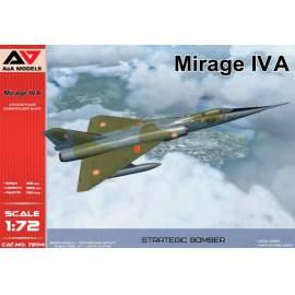 A & A Models 1:72 Mirage IVA Strategic bomber