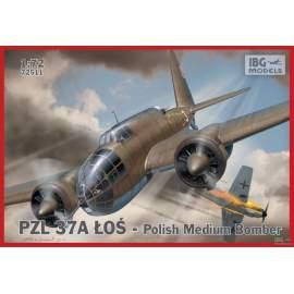 IBG Model 1:72 PZL.37A Łoś - Polish Medium Bomber