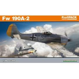 Eduard Profipack 1:48 Fw 190A-2 repülő makett