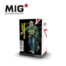 MIG Productions 1:35 Alert palestinian