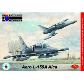 KP Model 1:72 Aero L-159A Alca repülő makett