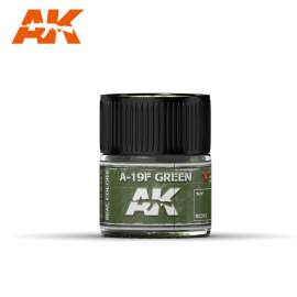 A-19F Grass Green 10ml
