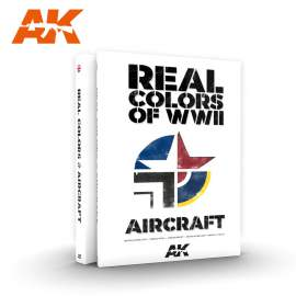Real Colors of WWII - AIRCRAFT (English version)