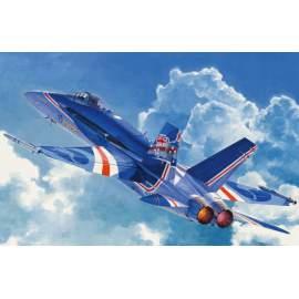 Hobbyboss 1:48 RAAF F/A-18C repülő makett