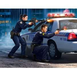 Masterbox 1:24 Sgt Jack Melgoza and Patrolman Sally Taylor