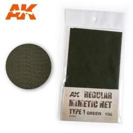AK Interactive camouflage net green type 1.