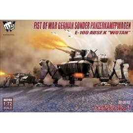 Modelcollect 1:72 Fist of WAr German Sonder PanzerKamfpWag E-100