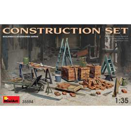 Miniart 1:35 Construction Set