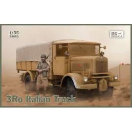 IBG 1:35 3Ro Italian Truck - Cargo Version harcjármű makett