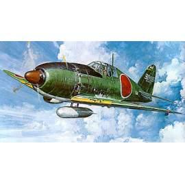 Tamiya 1:48 Raiden (Jack) repülő makett